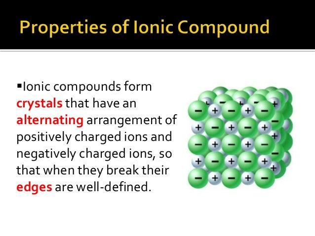 Ionic Compound
