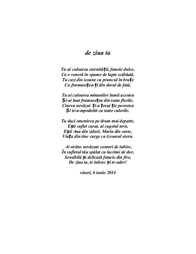 Draga femeie poezie