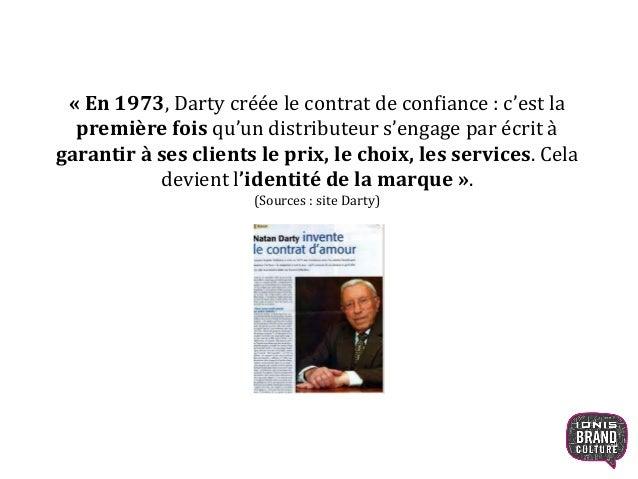 La campagne darty et contrat de confiance - Darty rembourse la difference ...
