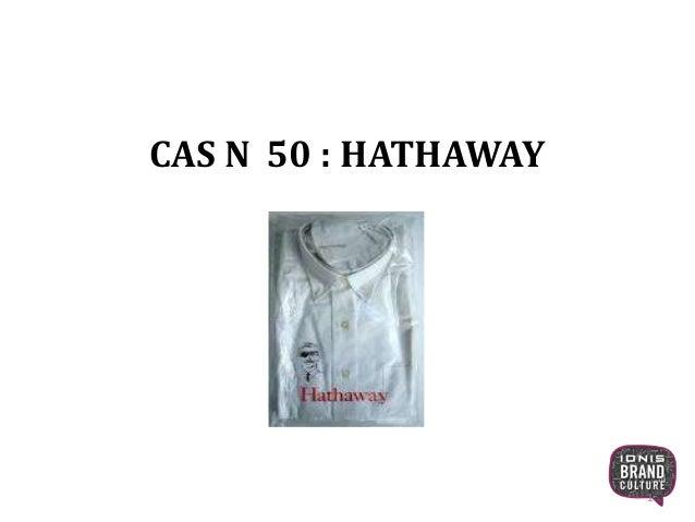CAS N 50 : HATHAWAY 1