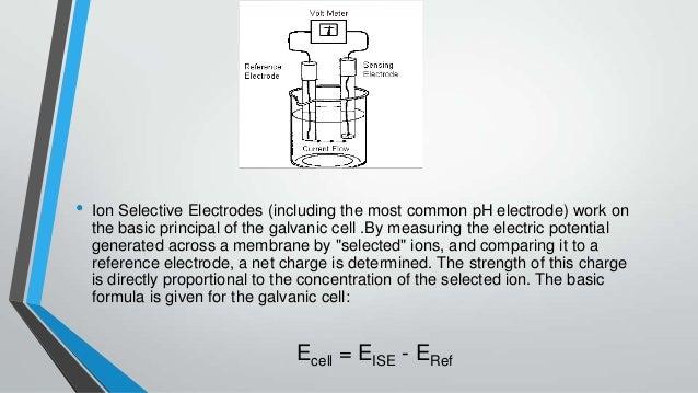Reference electrode slideshare