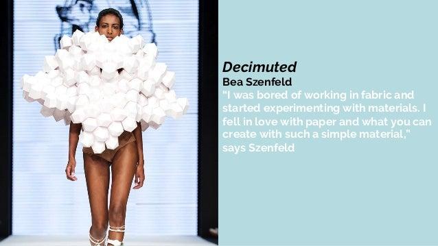 Bea Szenfeld Decimuted Decimuted Bea Szenfeld