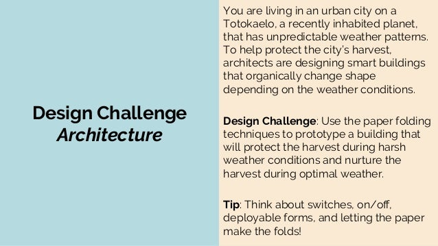 Design Challenge 4 Find your 'item from the future' from the Design Challenge 1. Redesign your 'item from the future' to i...