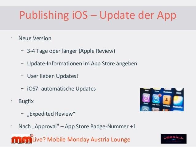 Referenzen•Wie bringe ich meine iOS App in den App Store – Zertifikatswahnsinn:http://cookbook.gamesalad.com/tutorials/3/p...
