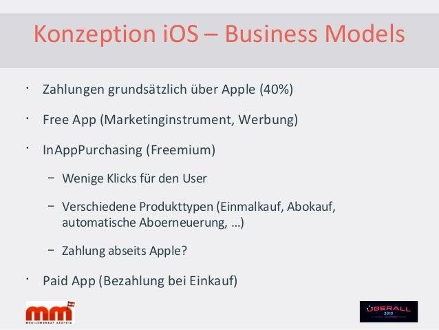 Entwicklung iOS•Programmiersprache: Objective-C, C, C++•Hard- und Software von Apple•performantes Environment•Zertifikatsw...