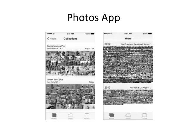 iOS General Case Study