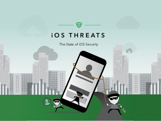 i O S T H R E A T S The State of iOS Security