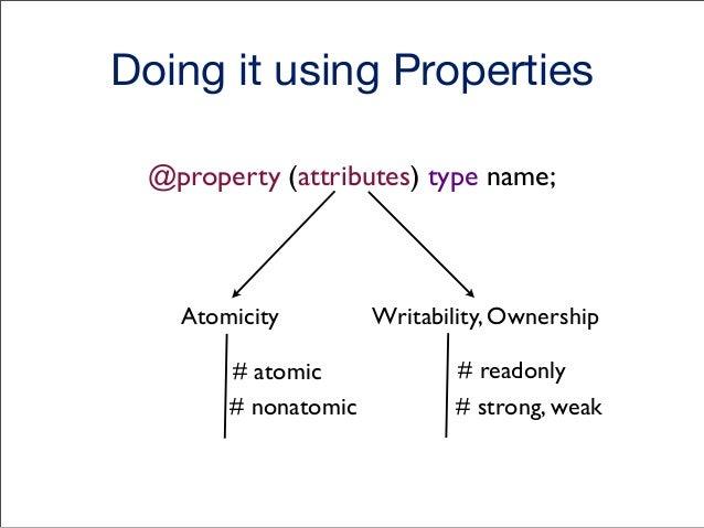 Properties @property (nonatomic, strong) NSString *snailName; @property int animationInterval; @property int animationInte...