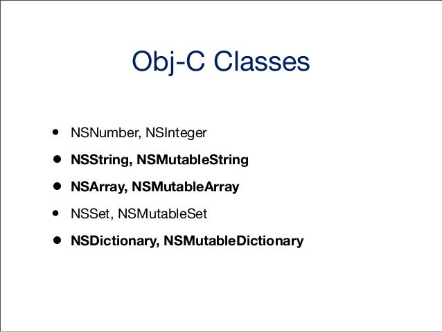 object vs mutable object Mutable Object  Object  • •  Readonly  •  However can be copied to another mutable object which c...