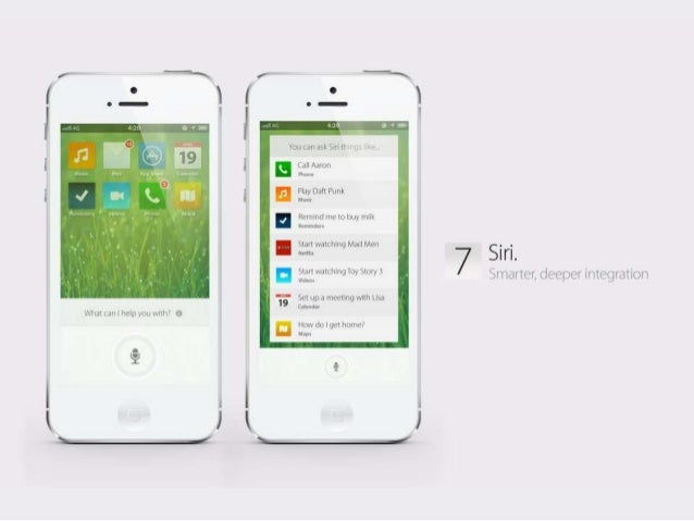 iOS 7 Concept: Welcome to the future of the iPhone