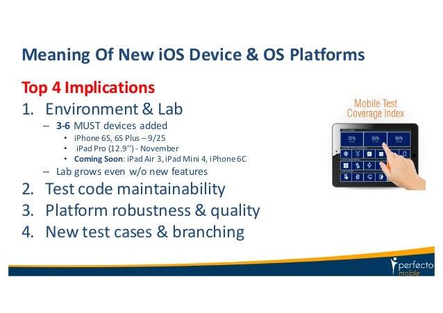 iOS9 Launch