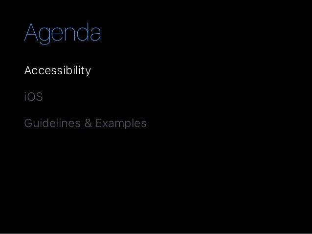 iOS Accessibility Slide 3