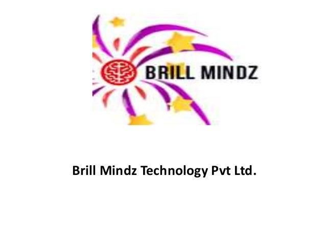 Brill Mindz Technology Pvt Ltd.