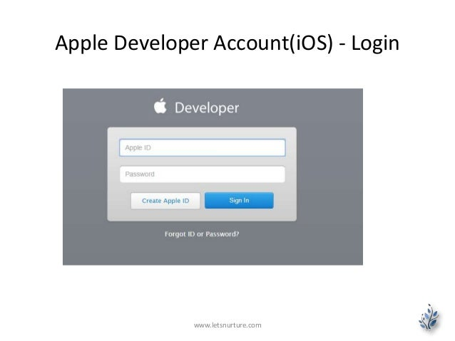How to upload application on iTune store