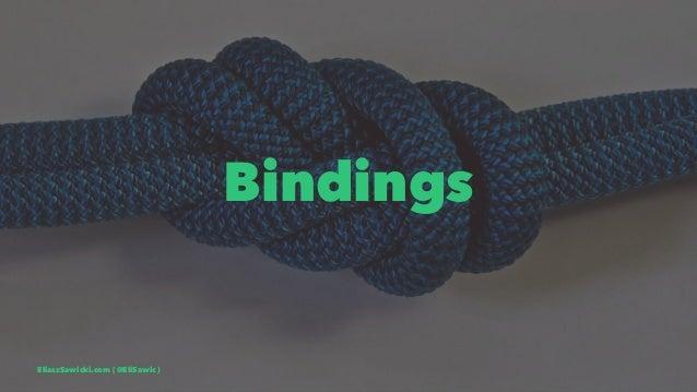 Bindings EliaszSawicki.com ( @EliSawic )