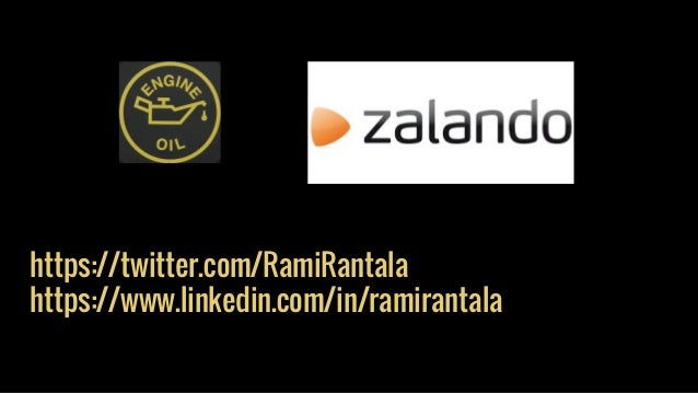 https://twitter.com/RamiRantala https://www.linkedin.com/in/ramirantala