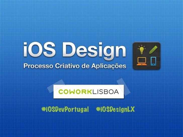 #iOSDevPortugal   #iOSDesignLX