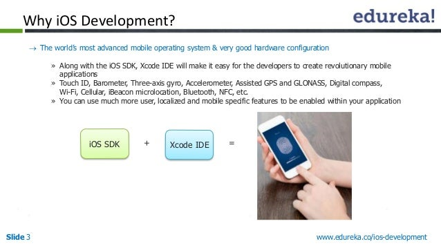 Webinar: iOS Development - When Android is not enough