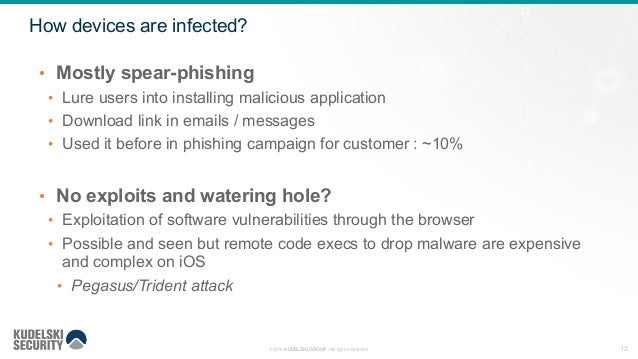 iOS malware: what's the risk and how to reduce it