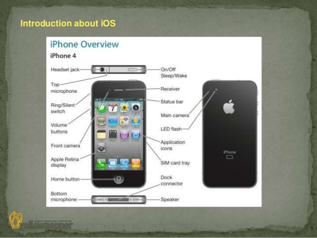 Introduction about iOS                         5