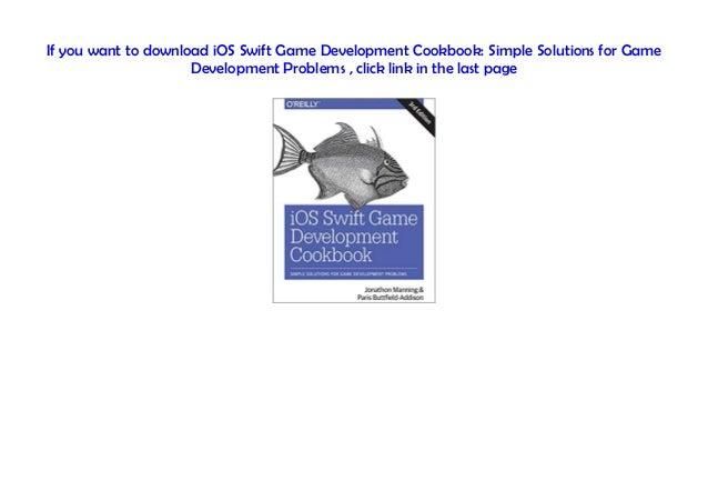 Ios Game Development Cookbook Pdf