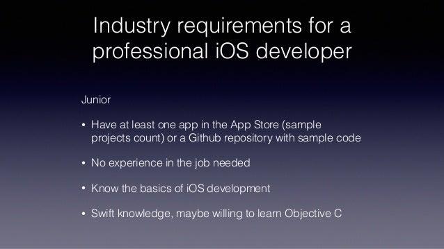The iOS technical interview: get your dream job as an iOS developer