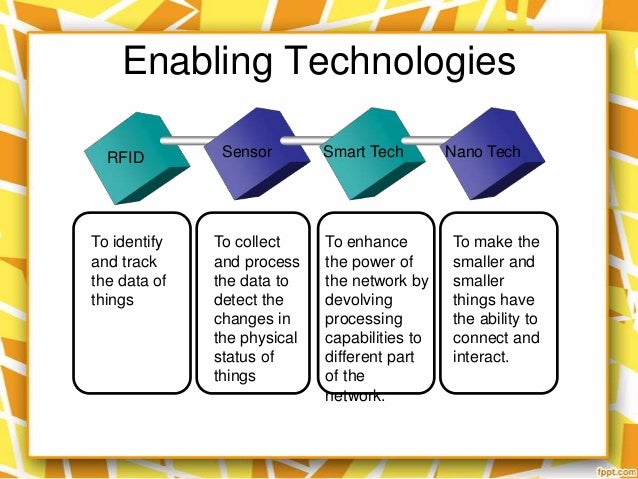 iot it ppt technical perspective sensing layer communication layer management layer 14 applications of iot management education