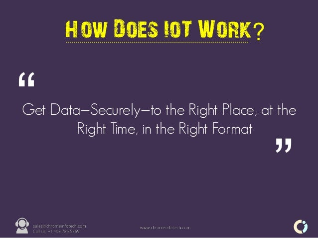 TOP 6 Security Challenges of Internet of Things Slide 2