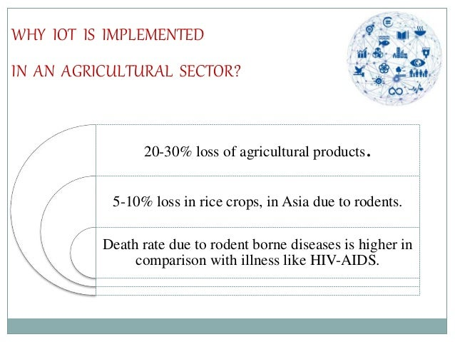 20-30% loss of agricultural products. 5-10% loss in rice crops, in Asia due to rodents. Death rate due to rodent borne dis...