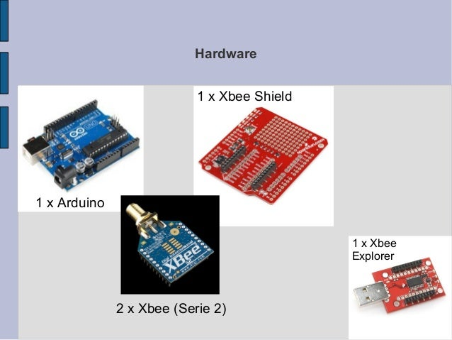 Internet-of-Things with (Arduino+XBee)