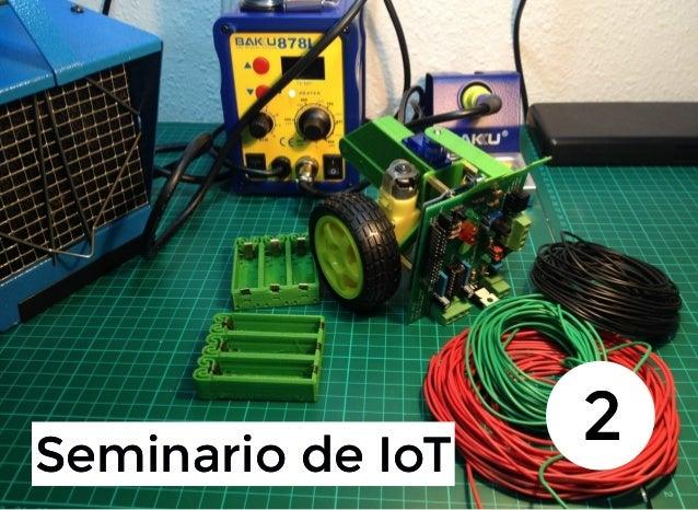 Seminario de IoTSeminario de IoT 22