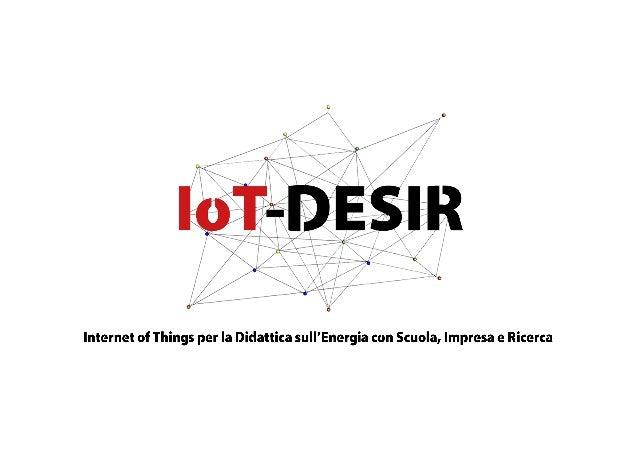 Introduzione  all'Internet  of  Things   Antonio  Pintus      CRS4