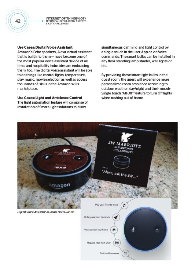 """43 """"The thing that Amazon has done with Alexa is quite perfect. If I have ever seen anything in my 49 years of developing ..."""