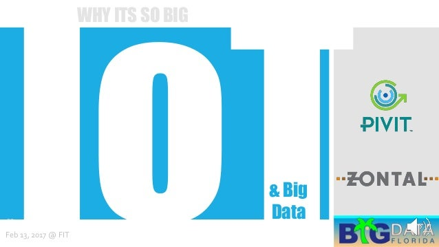 test & Big Data WHY ITS SO BIG Feb 13, 2017 @ FIT