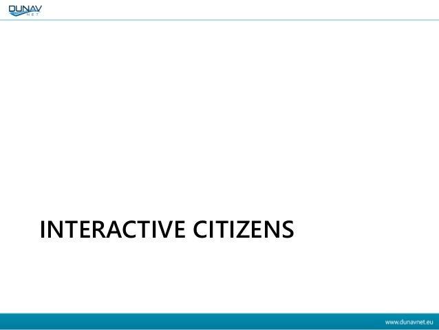 INTERACTIVE CITIZENS