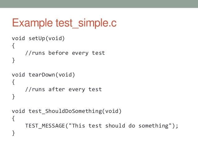 IoT Best Practices: Unit Testing