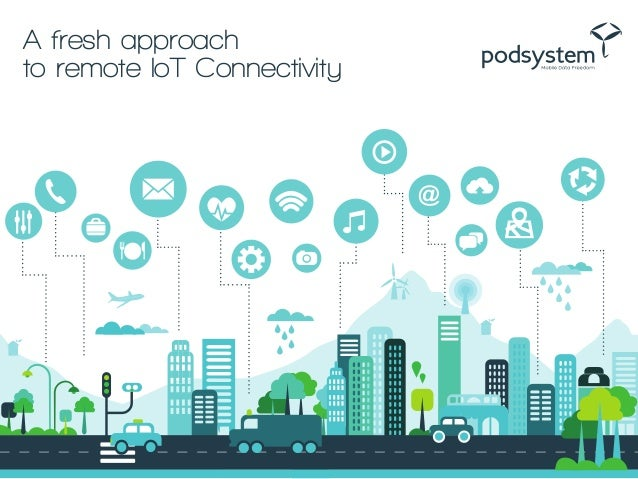 A fresh approach to remote IoT Connectivity