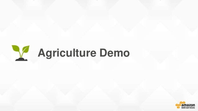 Agriculture Demo