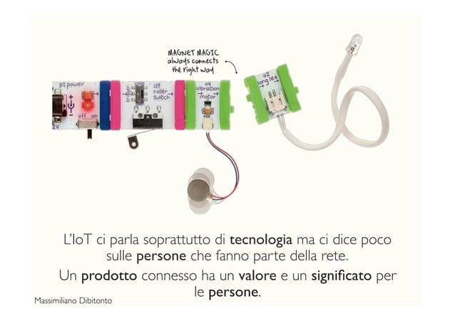 L'IoT ci parla soprattutto di tecnologia ma ci dice poco sulle persone che fanno parte della rete. Un prodotto connesso ha...