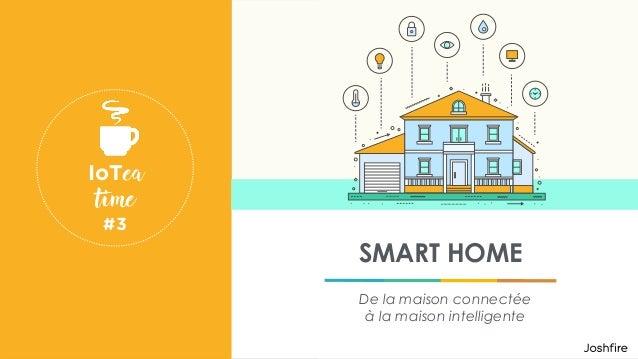 CLIENT TITRE DU PROJET Proposition d'accompagnement - Date SMART HOME De la maison connectée à la maison intelligente IoTe...