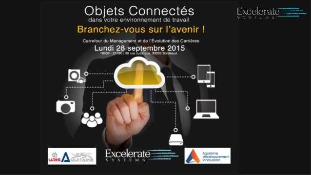L'Internet	   des	   Objets	    #IdO	    	    Internet	   of	   Things	    #IoT	    Pierre	   GEORGES	    Chef	   de	   Pr...