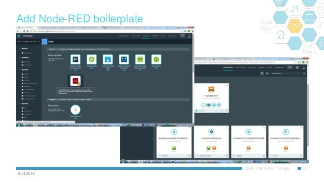 IoT Bluemix MQTT Demo with One Button deployment from GitHub
