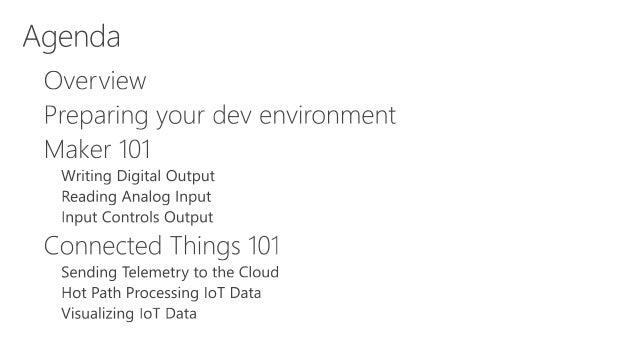 ThingLabs IoT Workshop Slide 2
