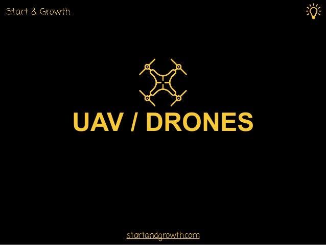 IoT for Agriculture - Drones / UAV Slide 2