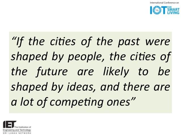 IOT in SMART Cities Slide 2