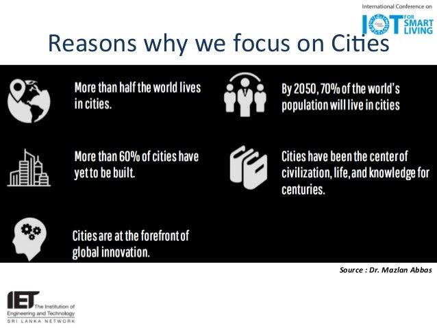 IOT in SMART Cities Slide 3