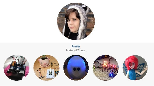 Anna Maker of Things