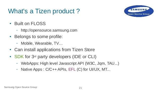 IoTivity on Tizen: How to Slide 21