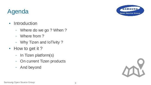 IoTivity on Tizen: How to Slide 3