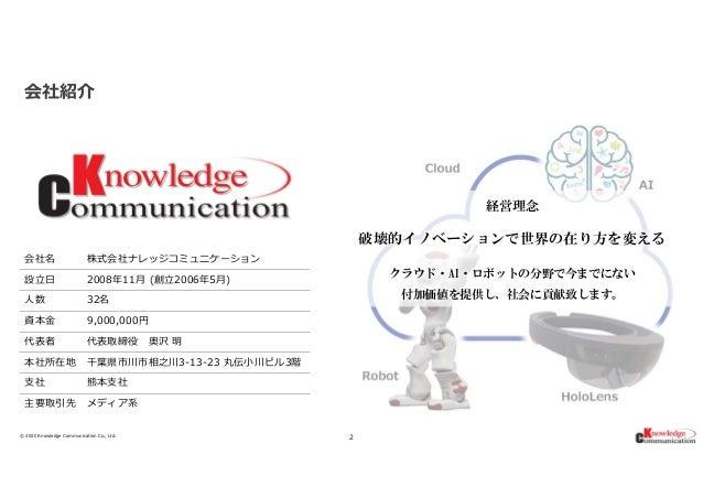 カルビーのデジタルマーケティングを支える Azure Cognitive Services Slide 2